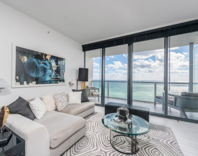 W South Beach – 3 Bedrooms