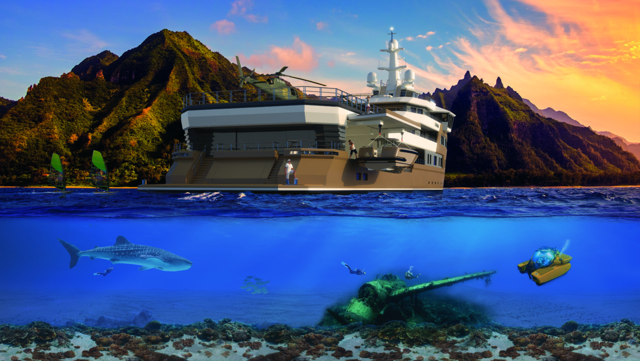 La Datcha Sea Explorer Haute Retreats
