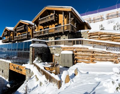 Chalet La Datcha in Val Thorens