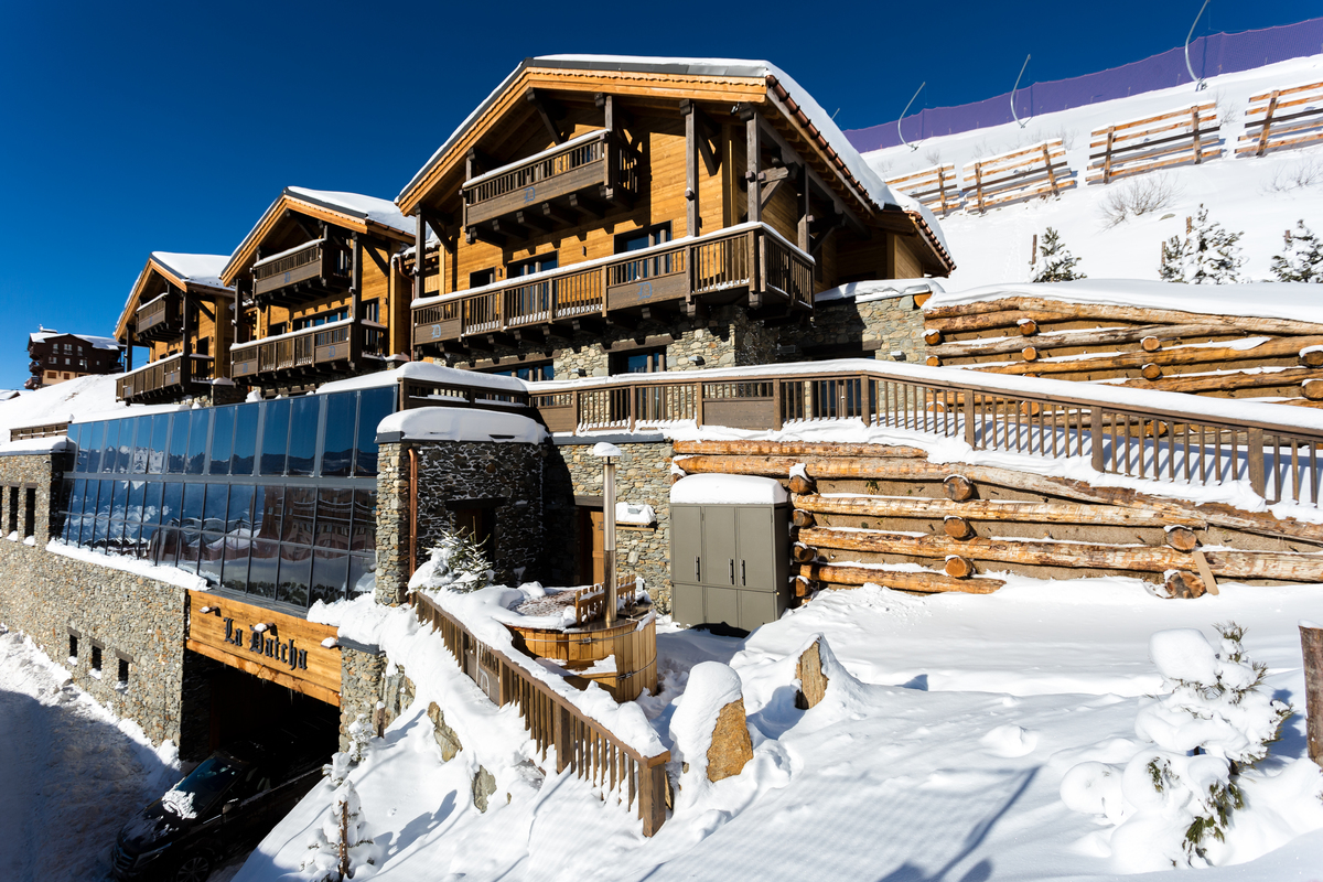 Chalet La Datcha in Val Thorens Haute Retreats