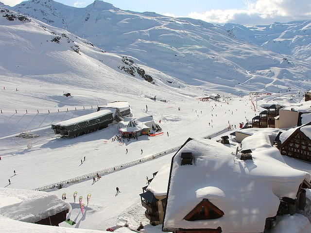 Val Thorens ski resort