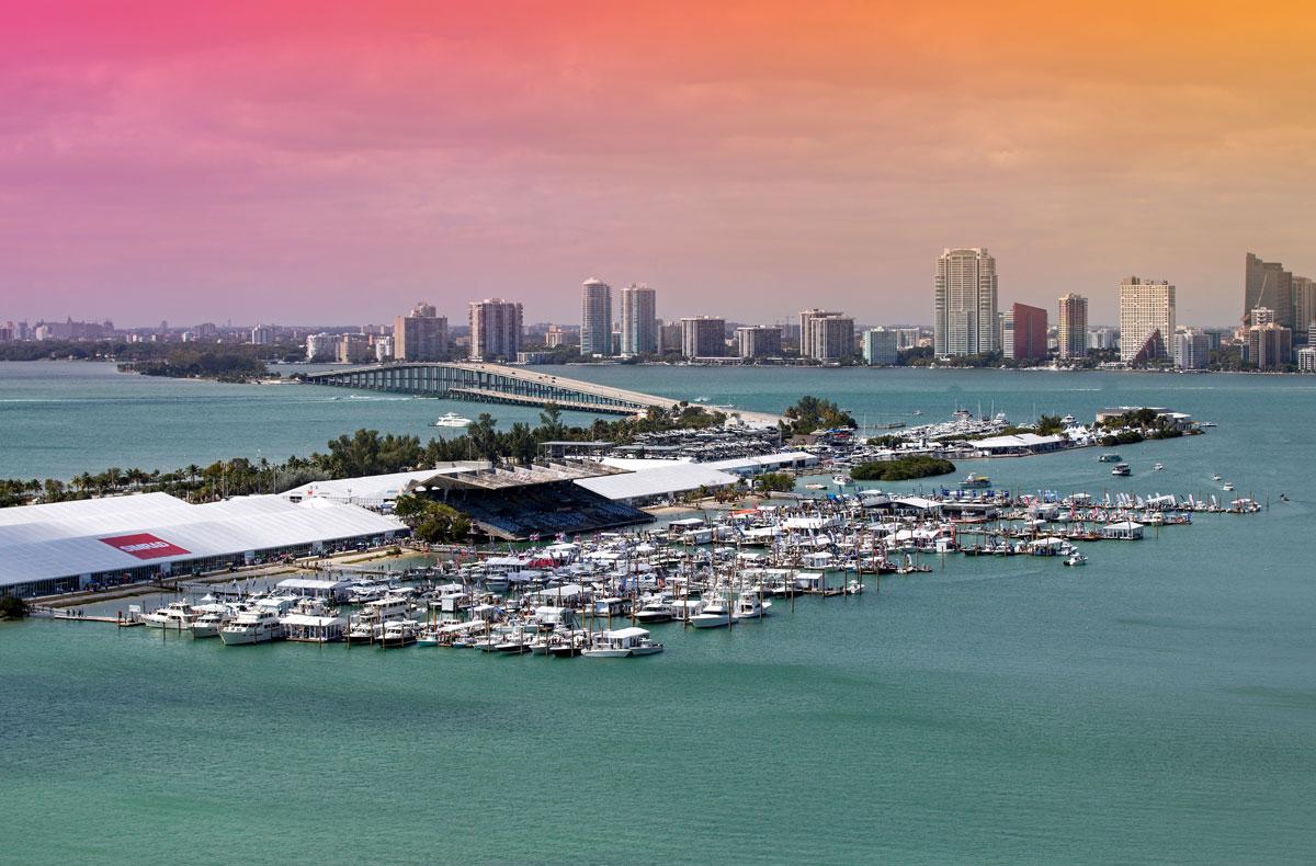 Miami International Boat Show | Haute Retreats