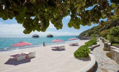 The Caribbean's Next Billionaire Getaway: Canouan Island