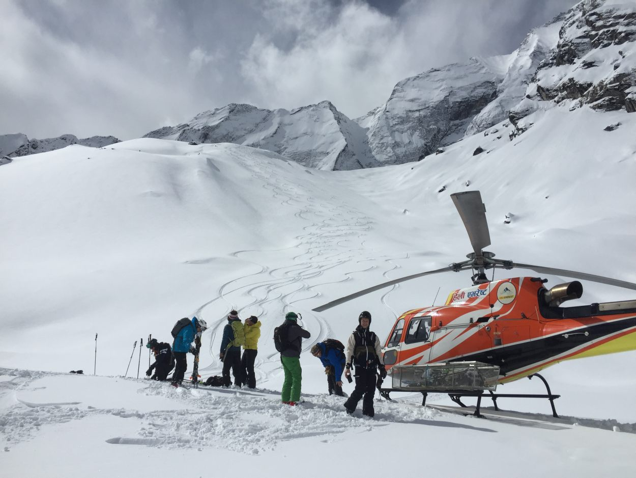 Heli Ski | Haute Retreats