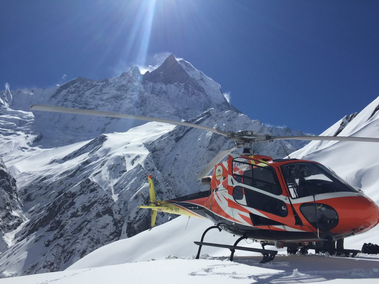 Heliskiing | Haute Retreats