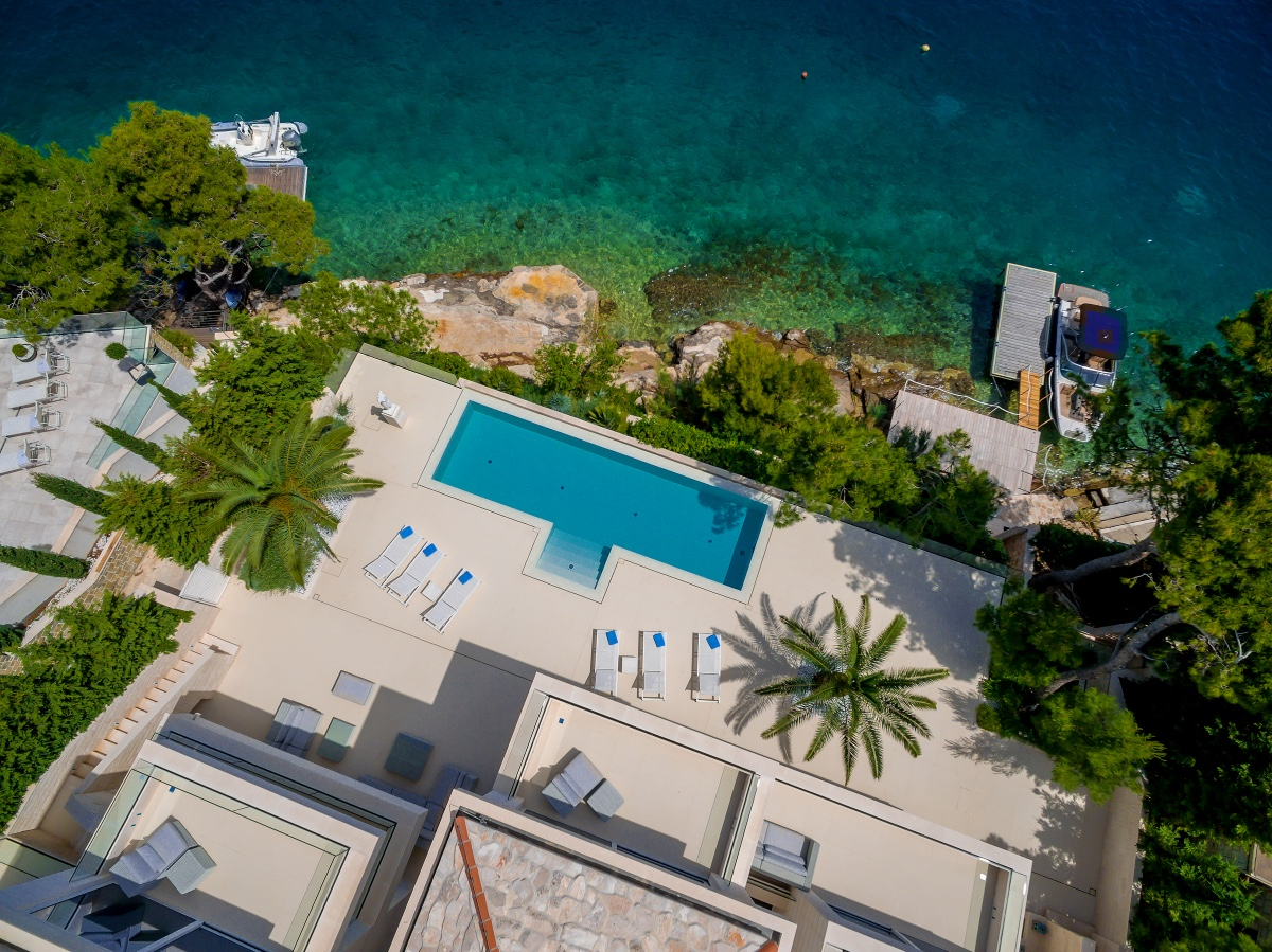 5 Luxury Villas in Croatia with Heated Pool