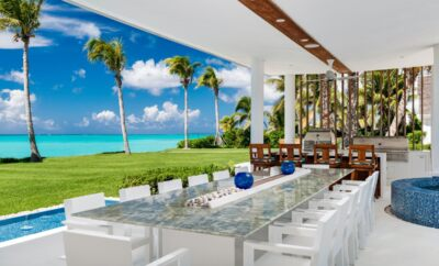 Luxury Caribbean Villas with Private Chef