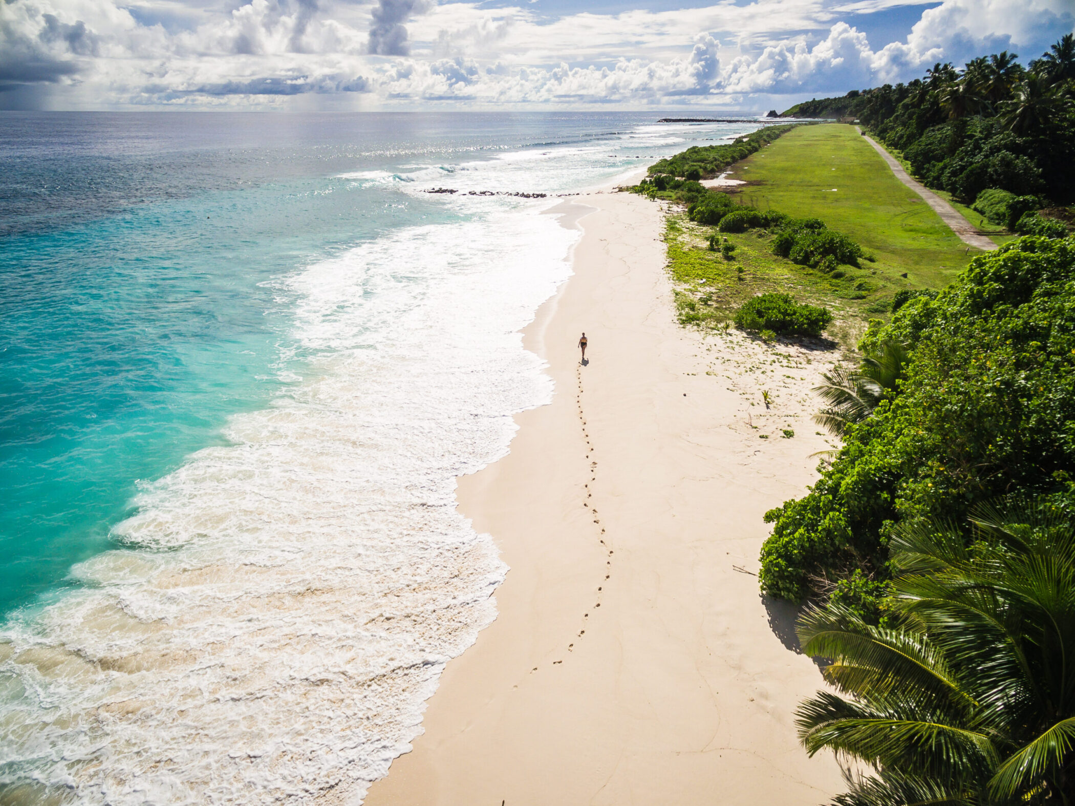 Seven Unspoiled Beaches