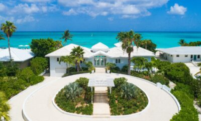 Turks and Caicos's Most Luxurious Beachfront Villas