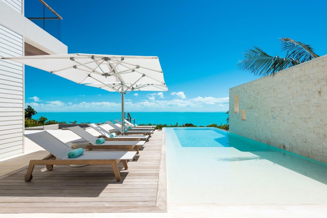 Wymara Villa (4 BD + Den) | Turks and Caicos Villas | Haute Retreats