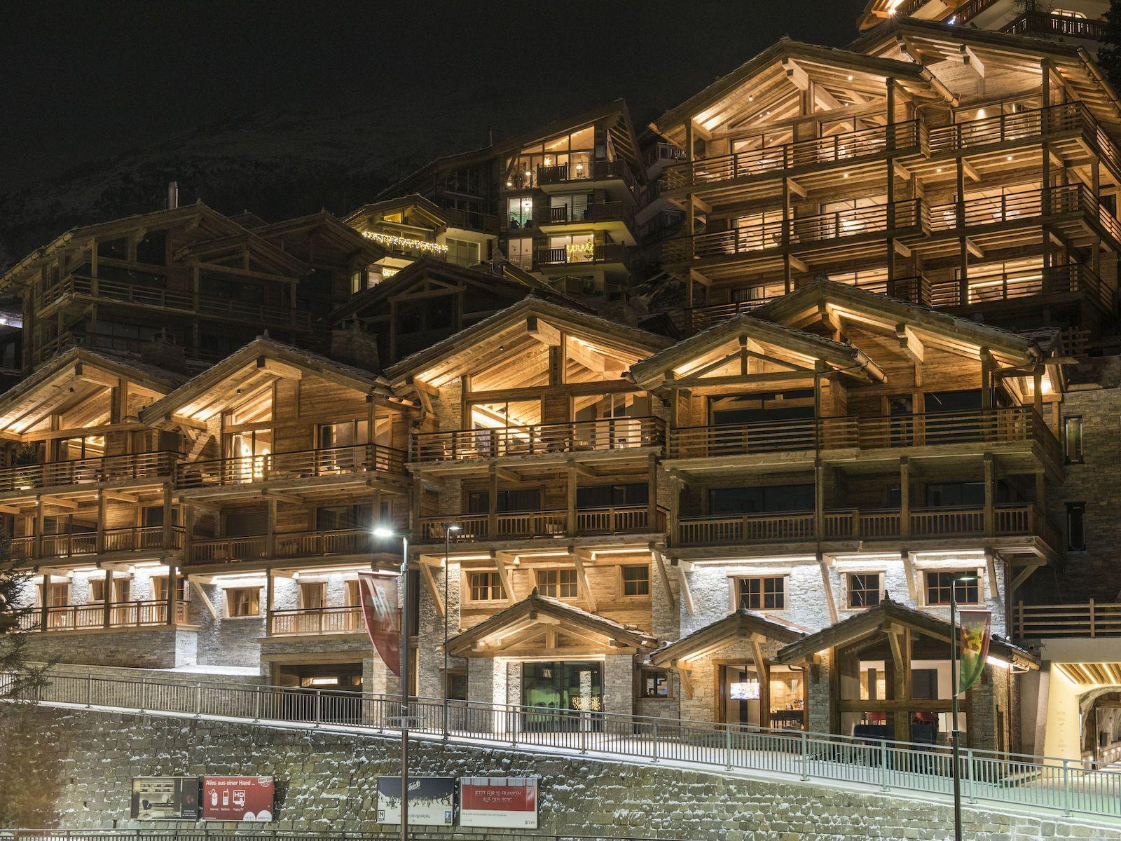 Chalet Le Nid d'Aigle | Zermatt Chalets | Haute Retreats