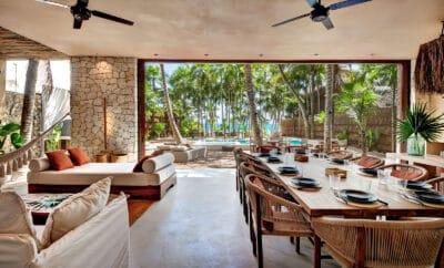 Riviera Maya: 5 Luxury Villas with Private Chef