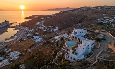 The Villa Experience: Here's Why Villa Zeus is the perfect getaway in Mykonos