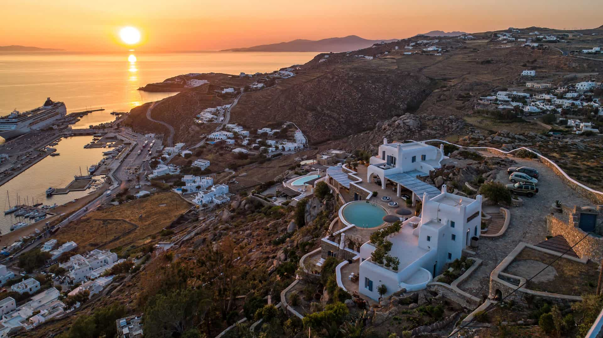 Villa Zeus, Mykonos Villas, Haute Retreats