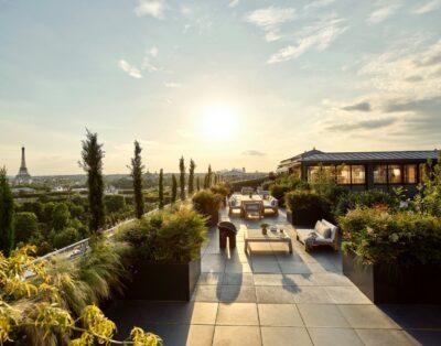 Belle Etoile Penthouse Suite with Terrace