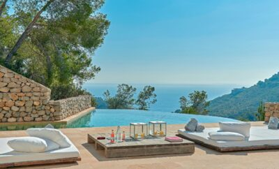 7 Ibiza Luxury Villa Rentals Walking Distance to the Beach