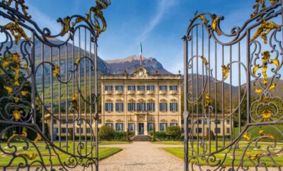 7 Top Mansions for Rent in Europe