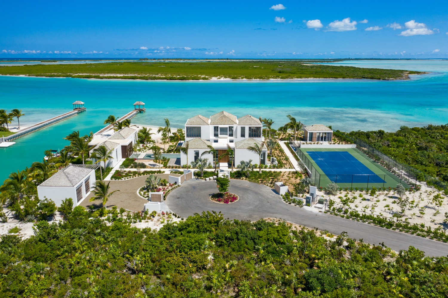 Blondel Cove, Turks and Caicos