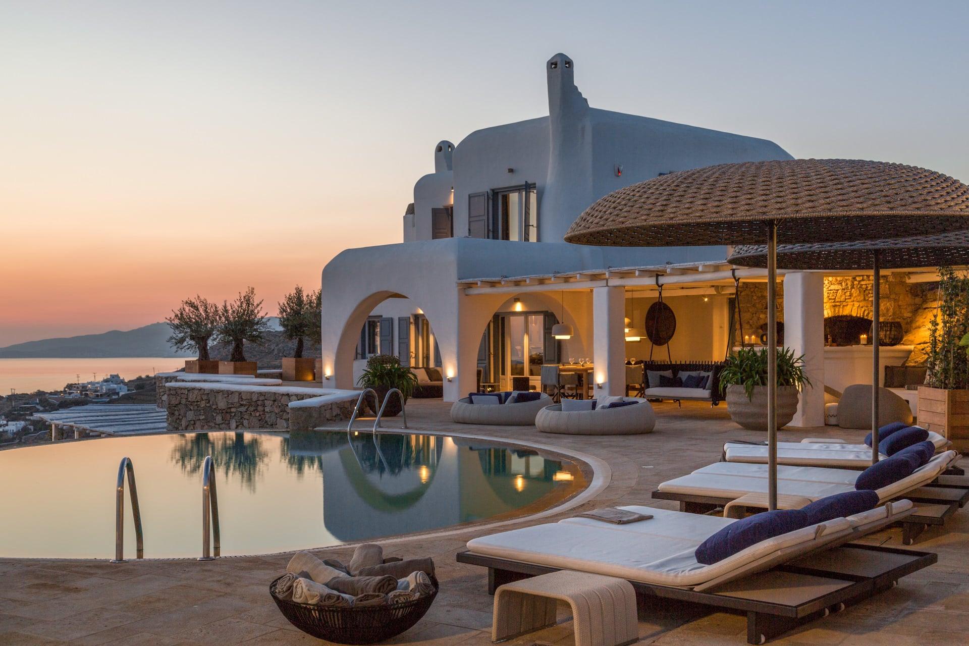 Villa Zeus | Mykonos Villas | Haute Retreats