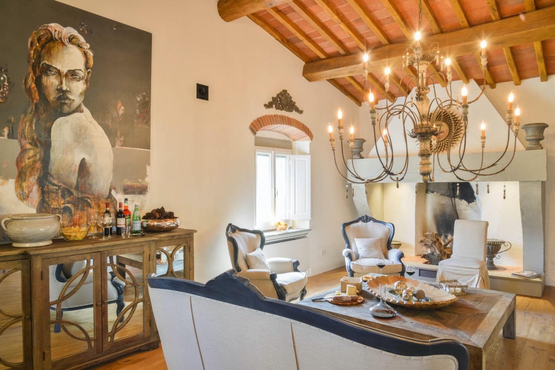 Villa Bacci Tuscany