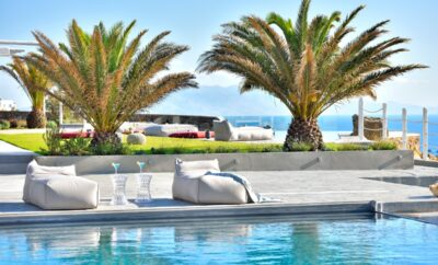New Mykonos Villas perfect for Group Getaways
