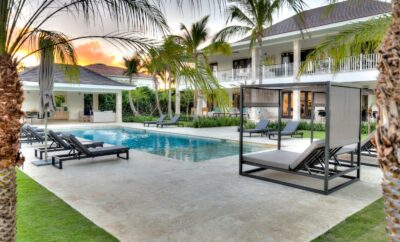 Punta Cana: 5 Luxury Villas with Private Chef