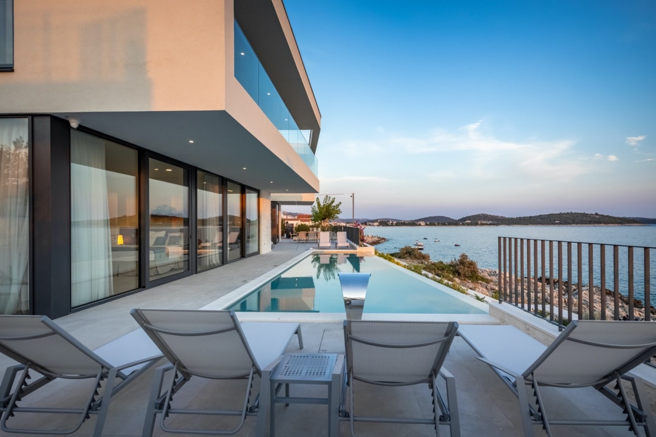Villa Luna | Luxury Villas in Croatia | Haute Retreats