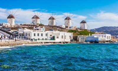 Our Luxury Guide: Mykonos