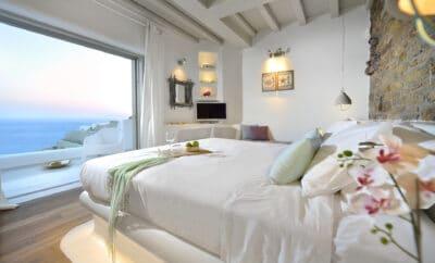 Mykonos Villas: Suites with Sea Views