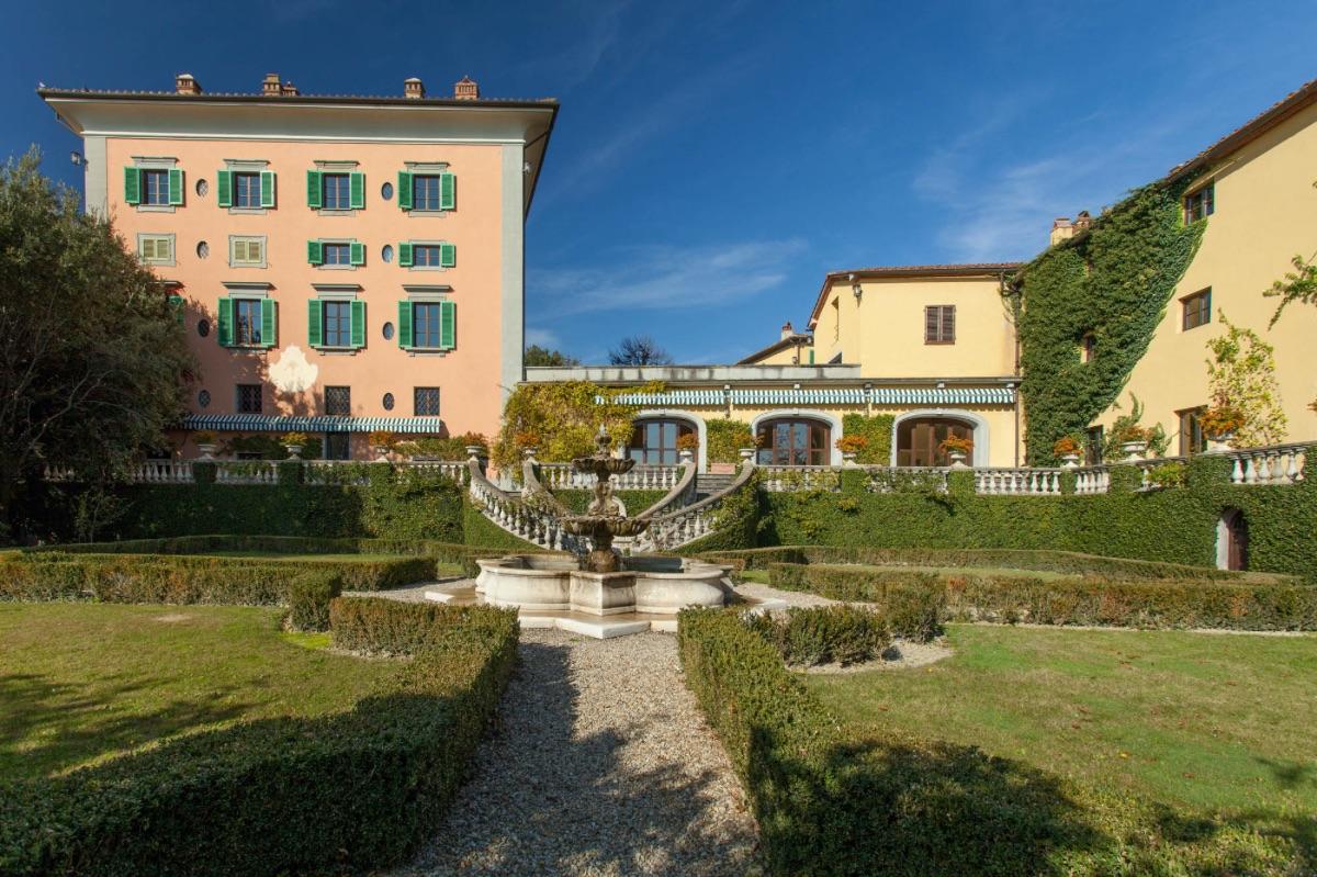 Villa Vittoria |Tuscany Villas for rent