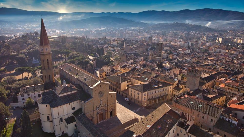 Arezzo Italy Tuscany