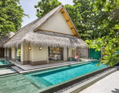 Beach Villa with Pool | Joali