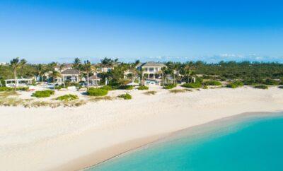 Turks and Caicos's Most Luxurious Beachfront Villas