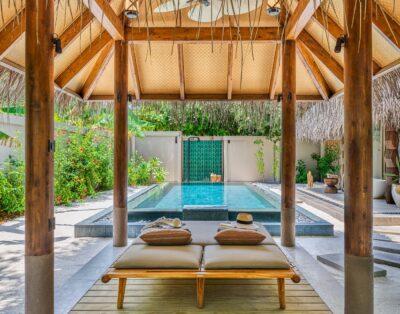 Family Beach Villa with Pool | Joali