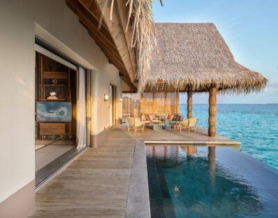 Luxury Water Villa with Pool | Joali