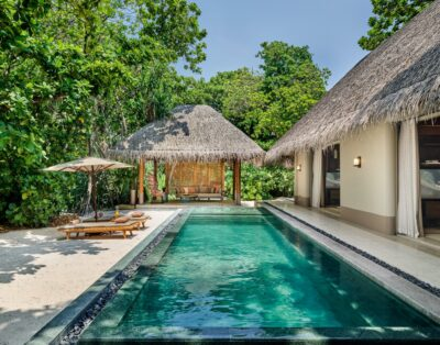 Two Bedroom Beach Villa with Pool | Joali
