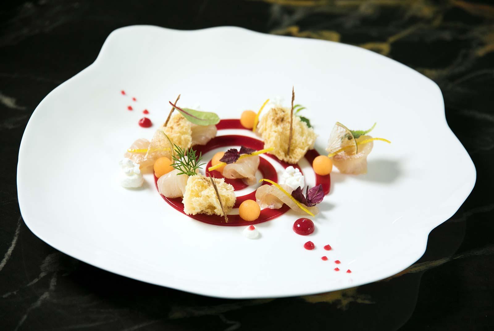 la serra restaurant amalfi coast
