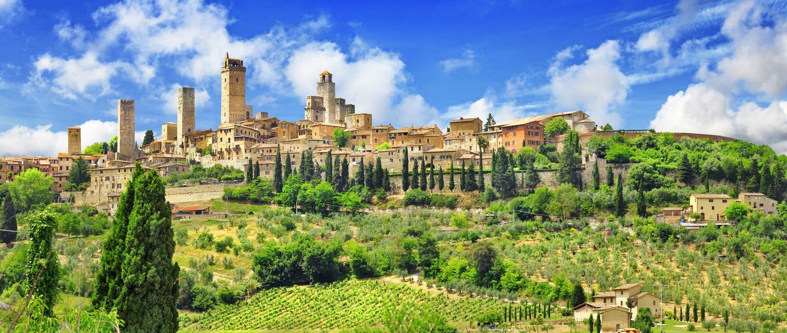 San Gimignano, Tuscany, Haute Retreats