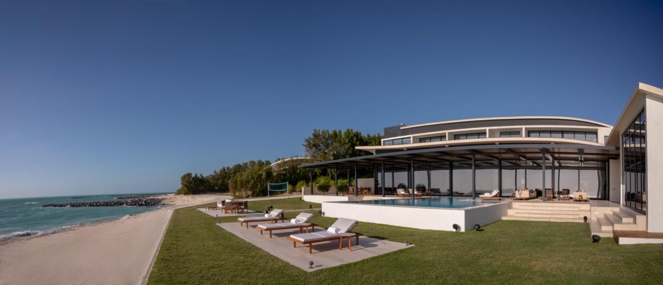 Nurai | 5 BR | Mansions for rent in Abu Dhabi | Haute Retreats