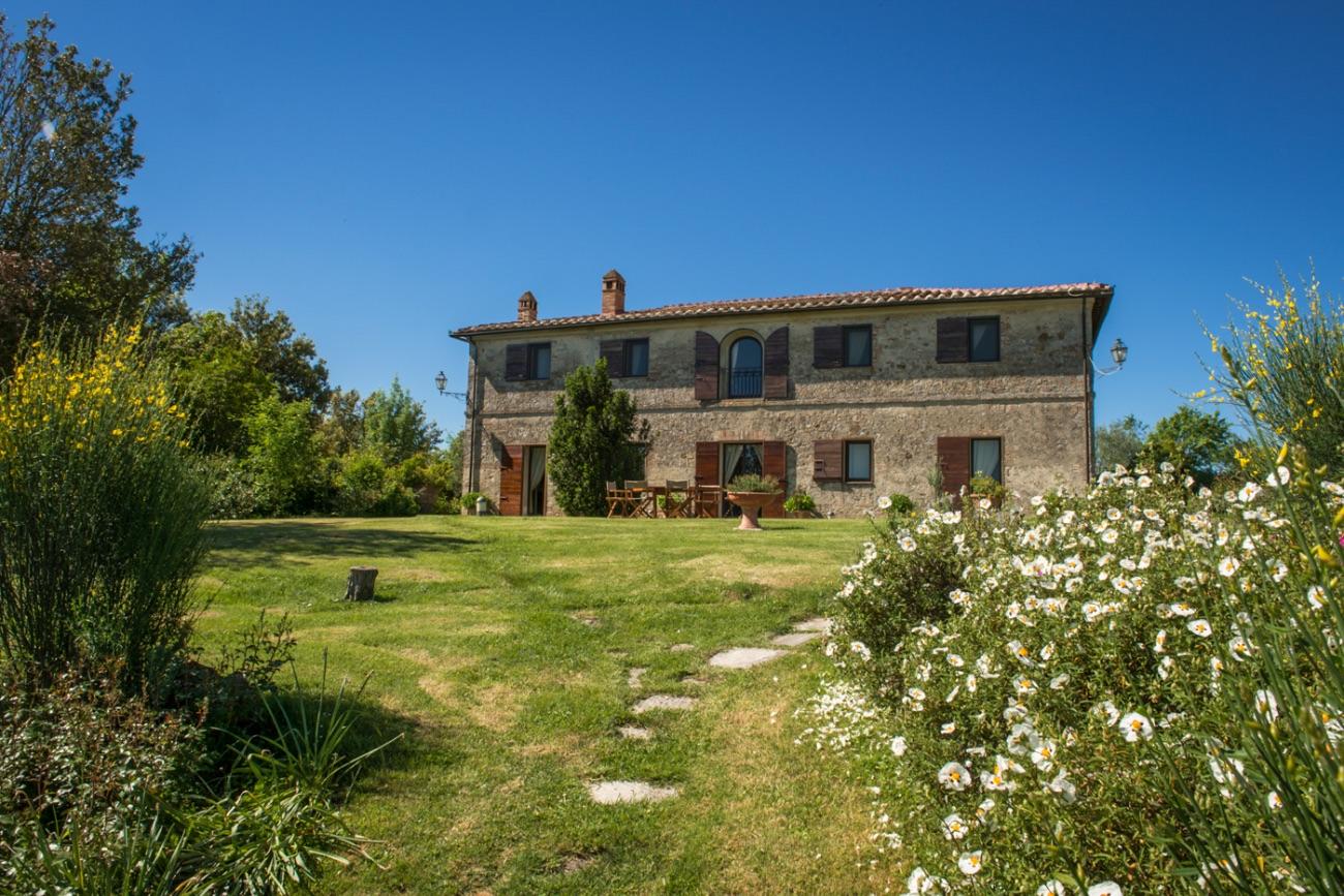 Serena | 9 BR | Tuscany Villas for Rent | Haute Retreats