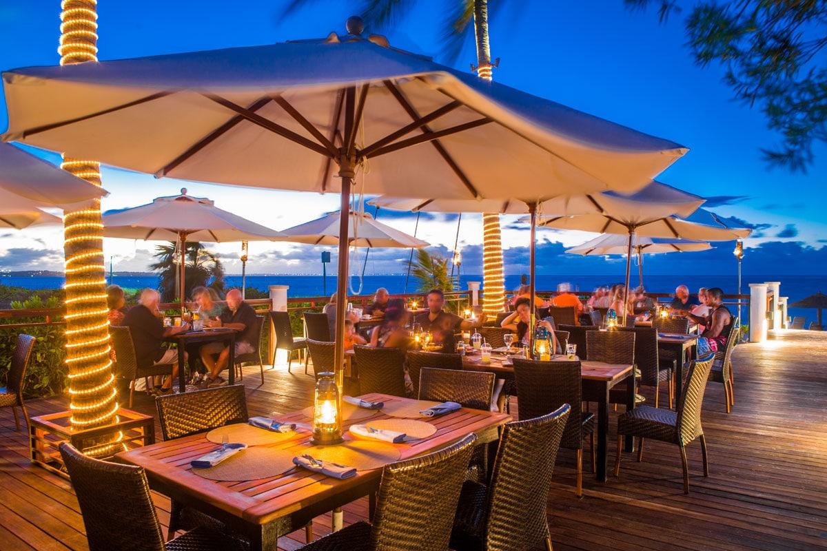 Hemingway's Restaurant Turks and Caicos