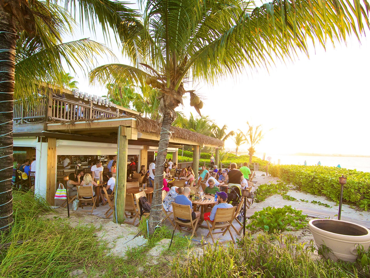 The Conch Shack Best Restaurants in turks and Caicos