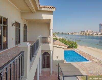 Villa on Beach w/Private Pool PJ | 6 BR