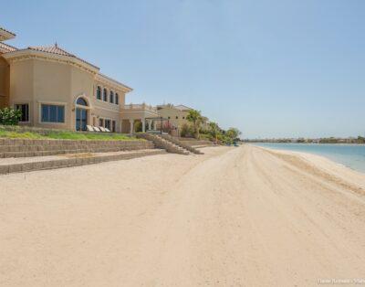 PJ Beach Front XL Villa w/Prvt Pool | 7 BR