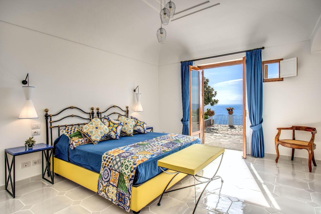 Villa Chiara Amalfi Coast Villas