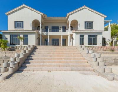 Beachfront Villa Palm Jumeirah L-41 | 6 BR
