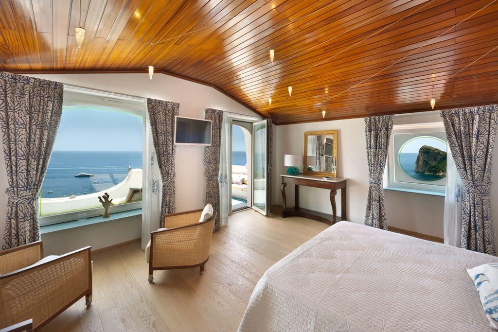 Villa Arianna Amalfi Coast Villa